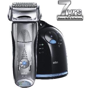 Braun Series 7- 790cc Pulsonic Shaver