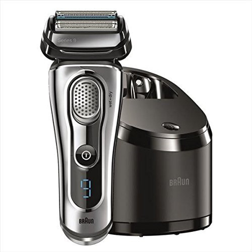 #3 Best Electric Shavers Braun Series 9 9095cc