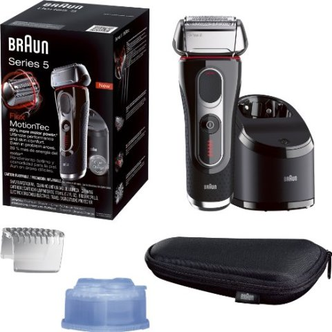 #7 Best Electric Shavers Braun Series 5
