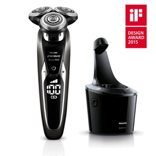 #5 Best Electric Shavers Philips Norelco 9700 (S9721/84)