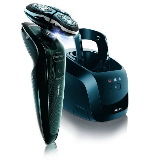 #2 Best Electric Shavers Philips SensoTouch 3d 1250-42