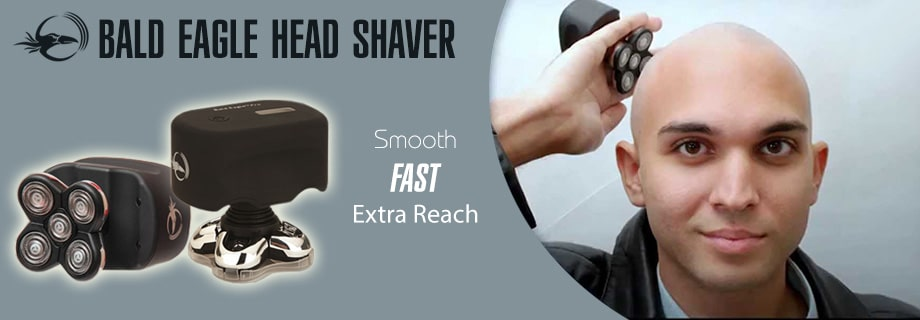 #1 Best Electric Head Shaver 2017